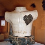 GREAT HEART - Provençal limestone