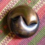 YIN YANG CATS - bronze